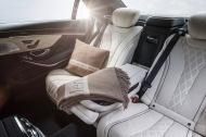 Mercedes-Benz Accessories, Zubehör für die neue S-Klasse, Merc