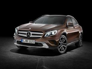 Mercedes-Benz GLA 220 CDI 4MATIC (X156) 2013