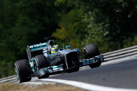 Audio snimak otkriva dugo iščekivani zvuk novog pogonskog agregata konstruiranog u Mercedes AMG High Performance Powertrains