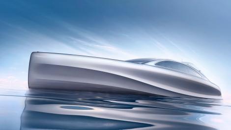 Mercedes-Benz Style Silver Arrow Marine; Monaco 2013