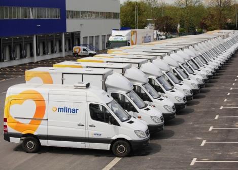 U Mlinaru, najvećoj hrvatskoj pekarskoj industriji, već odavno su Sprinter prepoznali kao najučinkovitije transportno vozilo za svoj asortiman