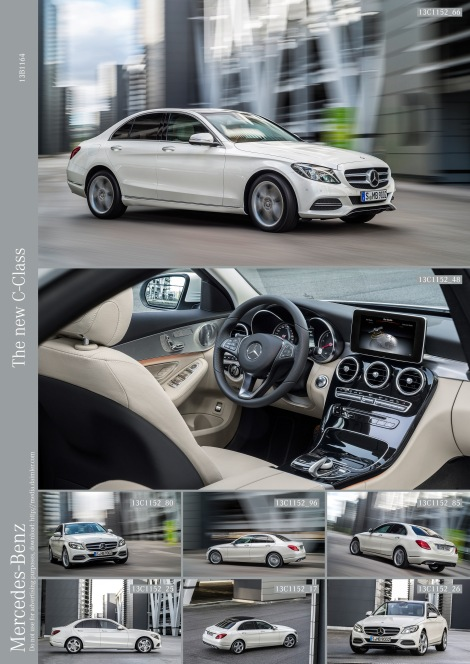 The new C-Class