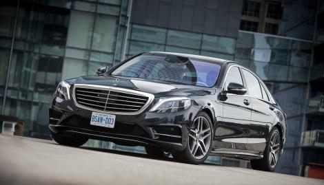 S-klasa, prvo mjesto u kategoriji Luxury Class (čitatelji Auto Zeitunga)