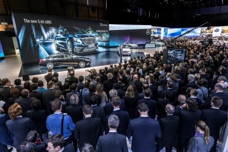 Mercedes-Benz at the Geneva International Auto Show 2014