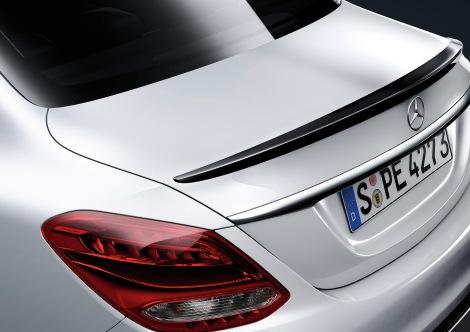 Mercedes-Benz Original-Zubehör für die C-Klasse