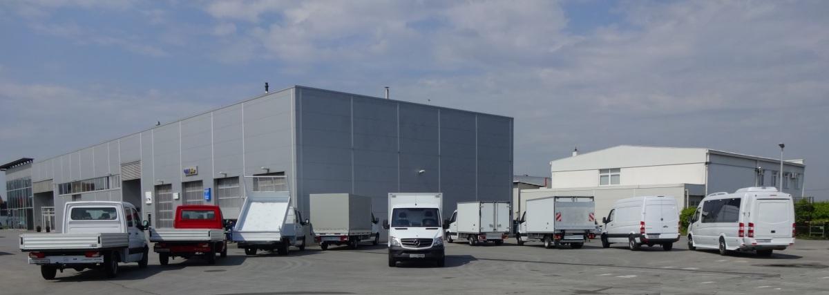 Mercedes-Benz Sprinter: Jedno tijelo – stotine odijela