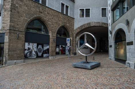 7. St. Moritz Art Masters (SAM), die vom 22. bis 31. August 2014