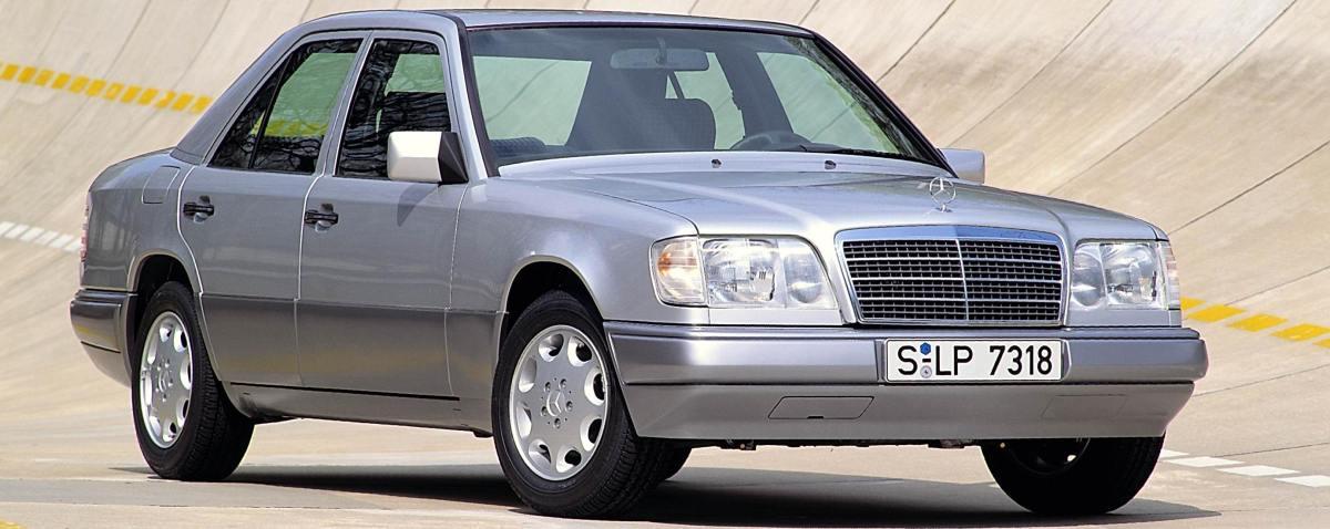 Legendarni model 124 postao mladi klasik