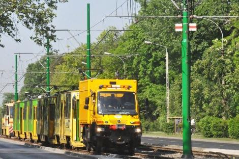 U 400 2-Wege / Road-Railer Euro V