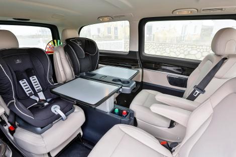 Fahrvorstellung Sylt 2014; Die neue Mercedes-Benz V-Klasse – V