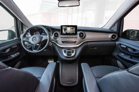 Fahrvorstellung Sylt 2014. Die neue Mercedes-Benz V-Klasse – V