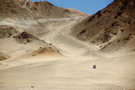 Glaarkshouse - Mit dem Unimog durch das Himalaya