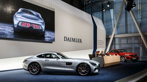 Daimler AG, Annual Press Conference, February 5, 2015