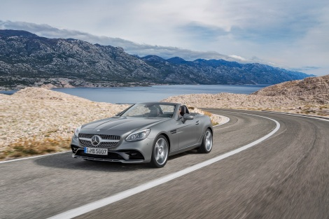 Mercedes-Benz SLC 300, R172