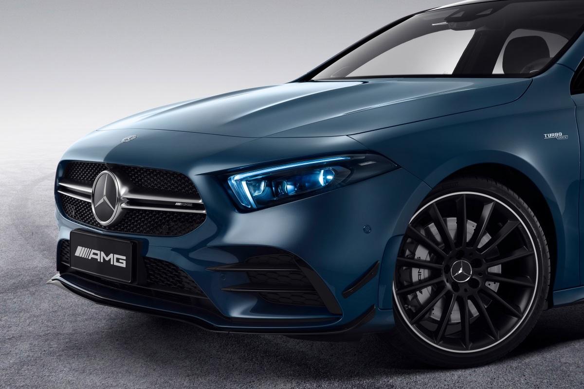 Novi Mercedes-AMG A 35 L 4MATIC, ali samo za kinesko tržište